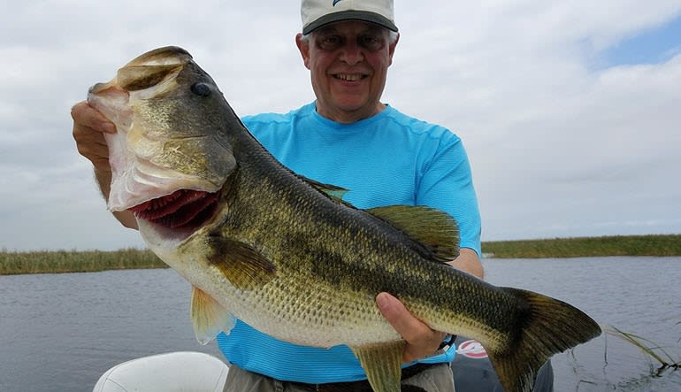 Fishing Tour Boca Raton, Lake Ida Bass
