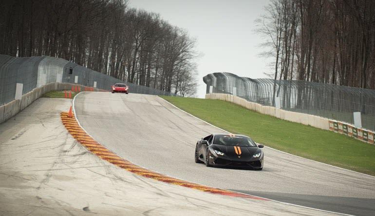 Lamborghini Huracan Drive Supercars