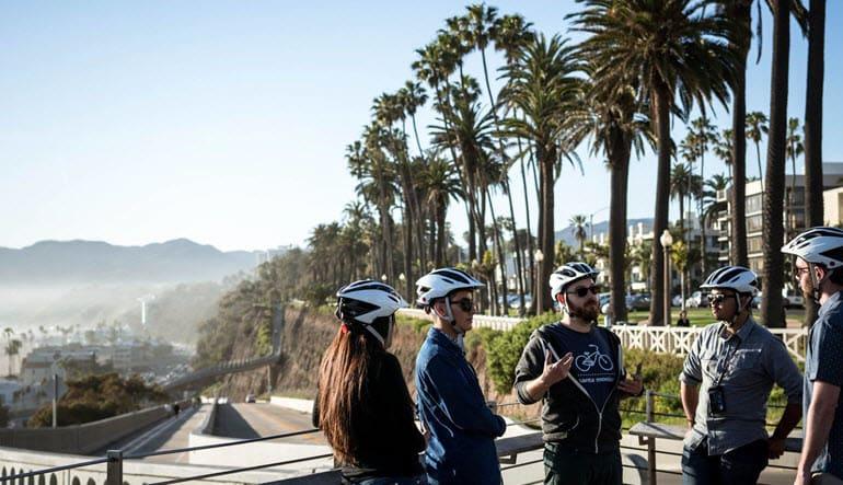 Bike Tour Santa Monica, Sweet Spots Guide