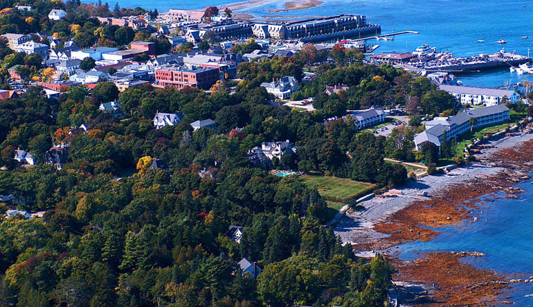 Scenic Flight Acadia, Bar Harbor - 15 Minutes