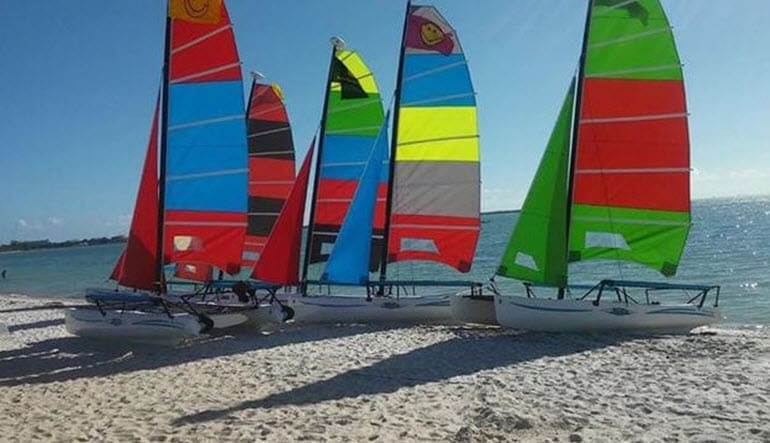 Hobie Cat Sailing Miami - 1 Hour