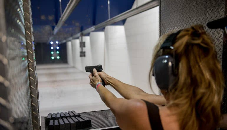 Tactical Firearms Experience, Black Ops Package - Las Vegas