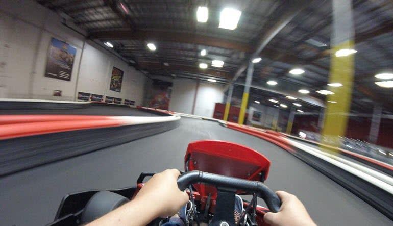 Karting Oahu Behind The Wheel