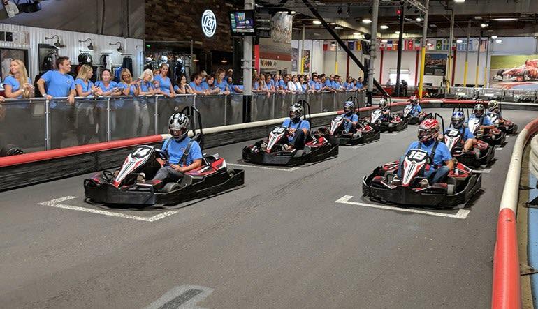 Karting Oahu Group