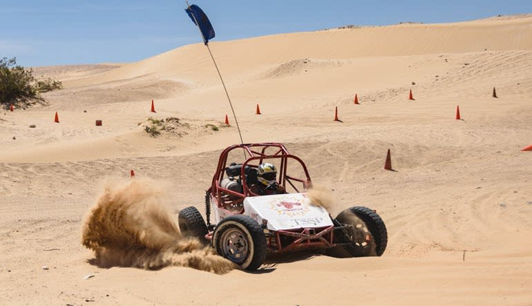 Off-Road Buggy Drive 1 hour Las Vegas