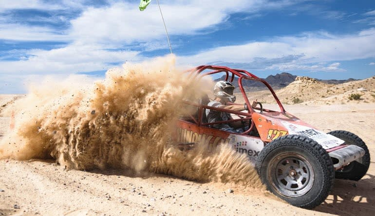 Off-Road Buggy Drive 1 hour Action