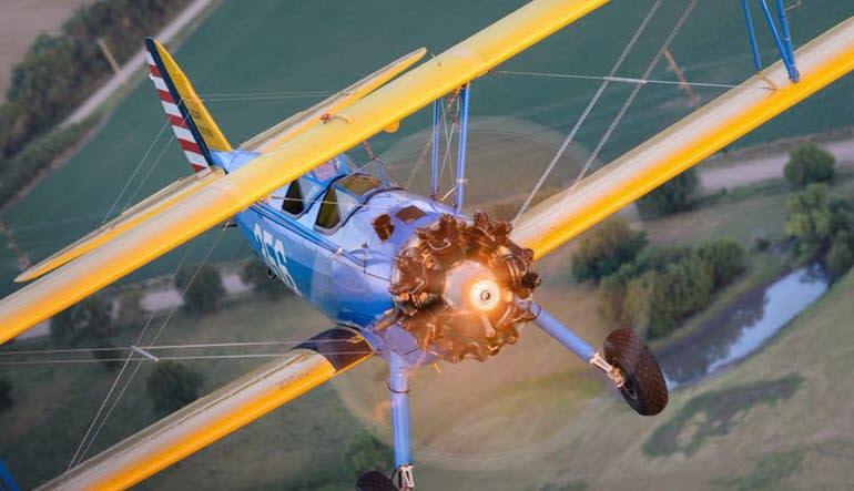 Biplane Aerobatic Flight Warrenton Aircraft