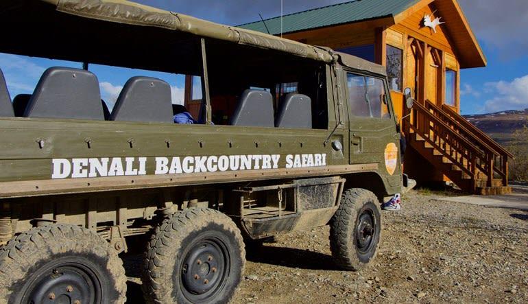 Denali Backcountry Safari Pit Stop