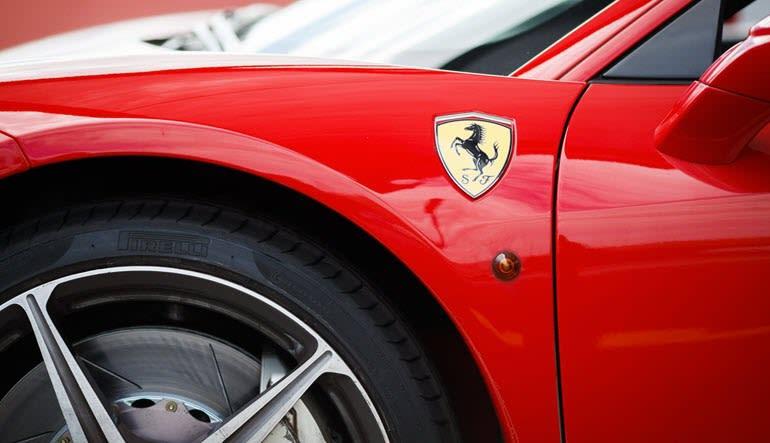 Battle of Legends 3 Supercar Drive Ferrari
