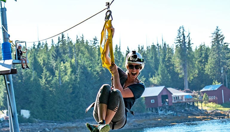 Ketchikan Zipline Adventures