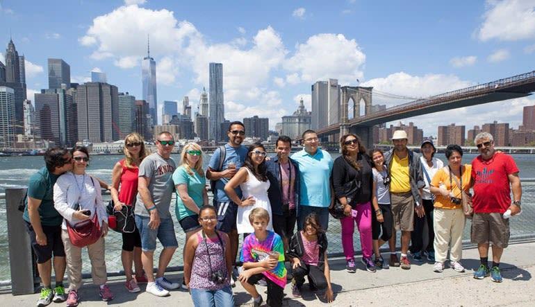 New York City Walking Tour Brooklyn