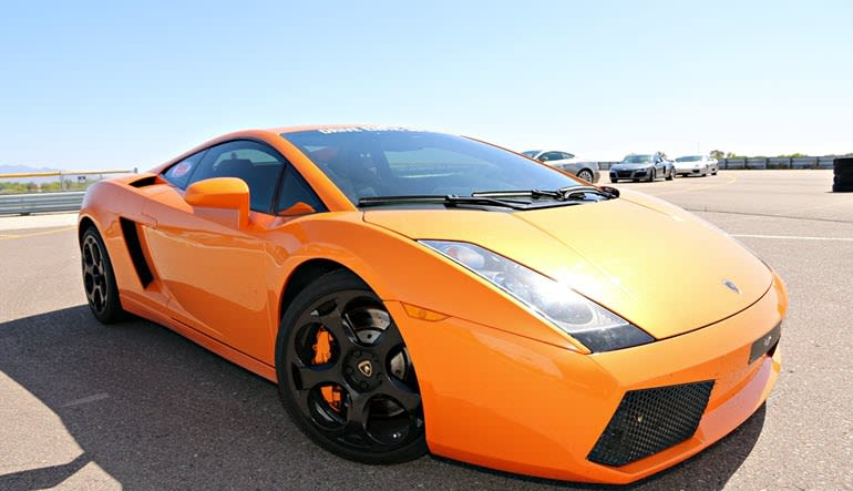 Lamborghini Gallardo Drive Car Lovers
