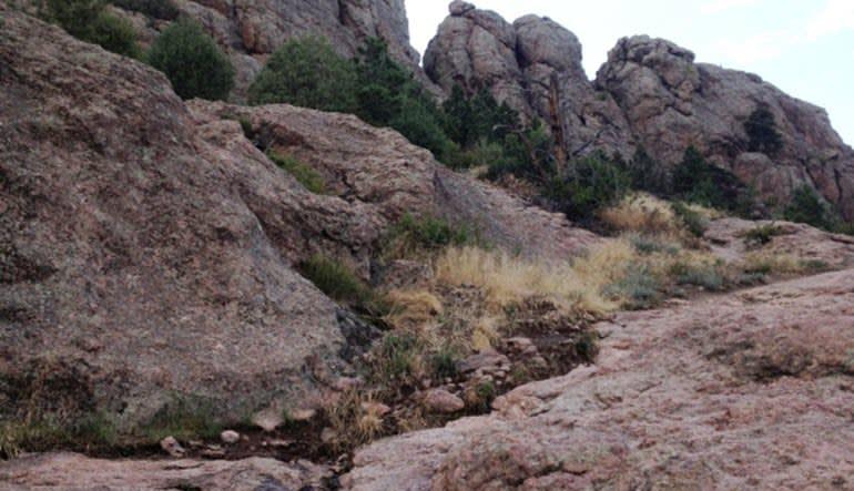Bus Tour Fort Collins Rock Formations
