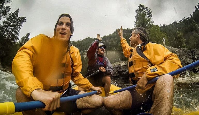Whitewater Rafting Jackson Hole Small Group