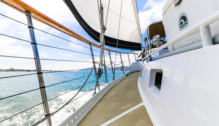 San Diego Yacht Cruise Boat