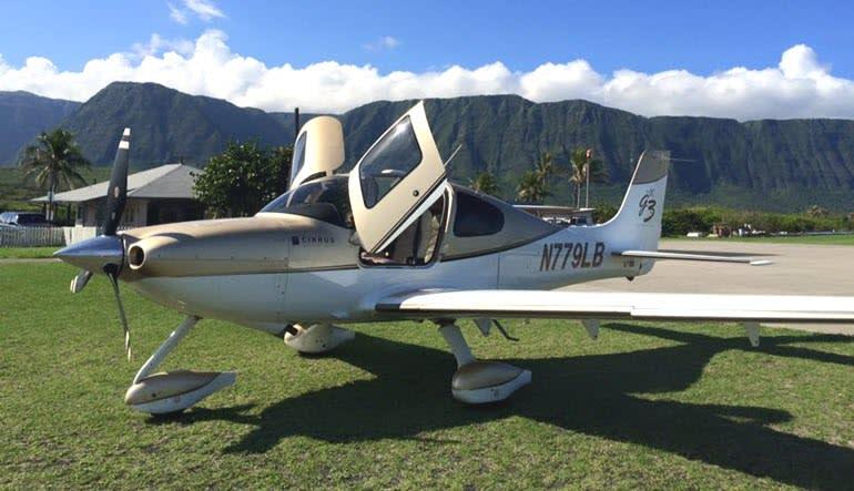Discovery Flight Lesson Maui, Big Island Volcano