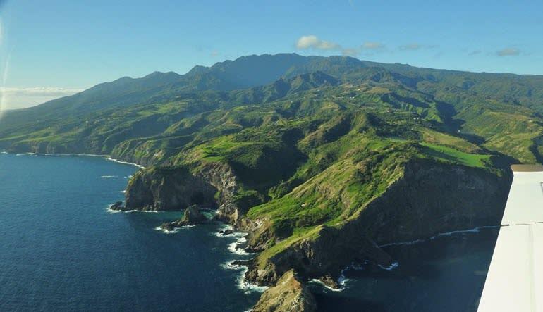 Discovery Flight Lesson Maui, Big Island Volcano Views