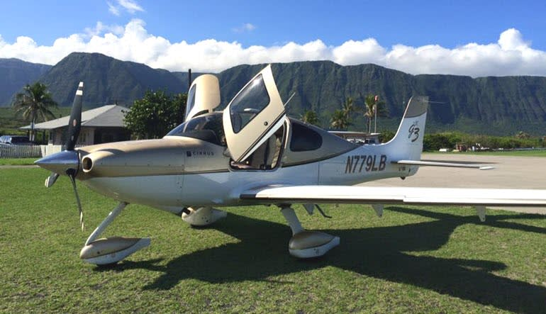 Learn to Fly! Discovery Flight Lesson Maui Aircraft