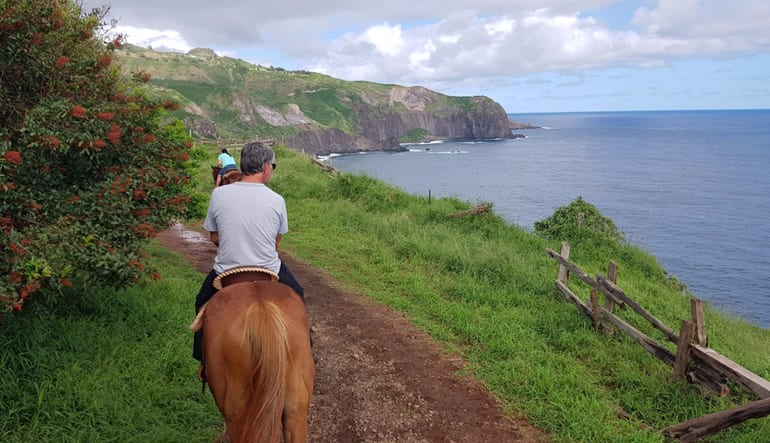 Horseback Riding Maui Group Ride