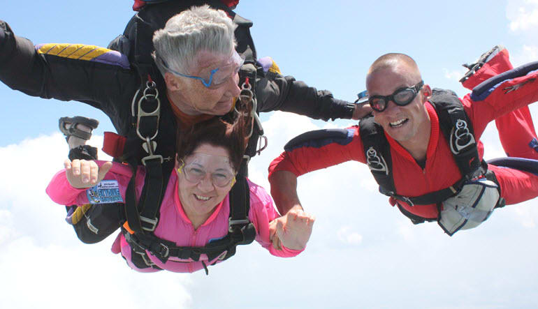 Skydiving Dallas, Greenville - 10,000ft Weekends
