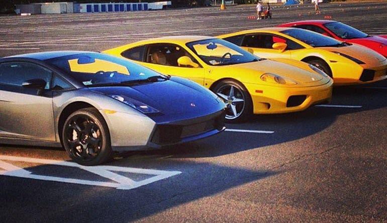 Supercar Autocross Drive 5 Laps - Thompson Speedway Motorsports Park