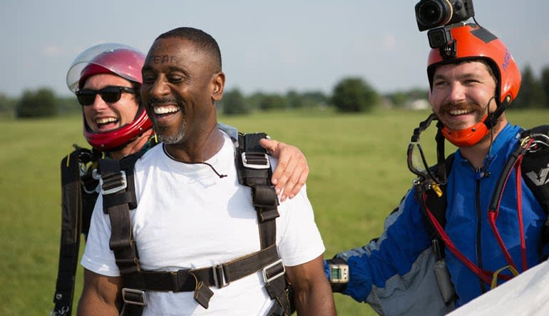 Skydive Tecumseh Fear No More