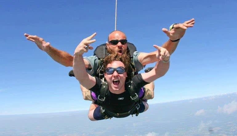 Skydive Tecumseh - 18,000ft Jump Yeah