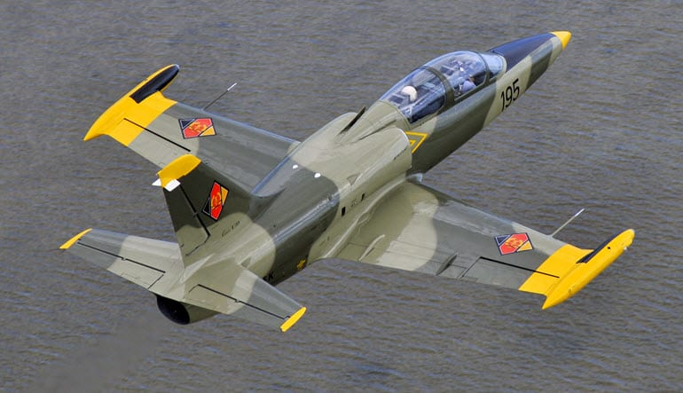Fly an L-39 Jet Fighter 45 Minutes Fighter