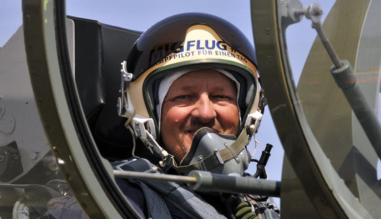 Fly an L-39 Jet Fighter 45 Minutes Pilot