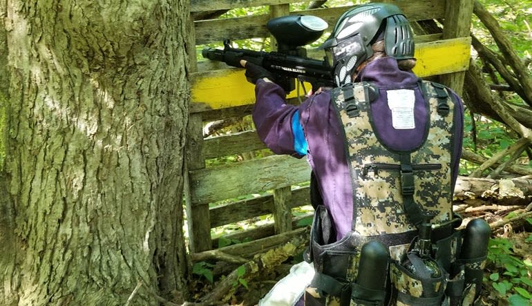 Paintball Private Party Milwaukee Hidden