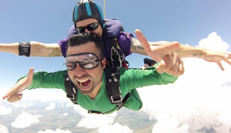 Skydive San Marcos - 14,000ft Jump Weekends