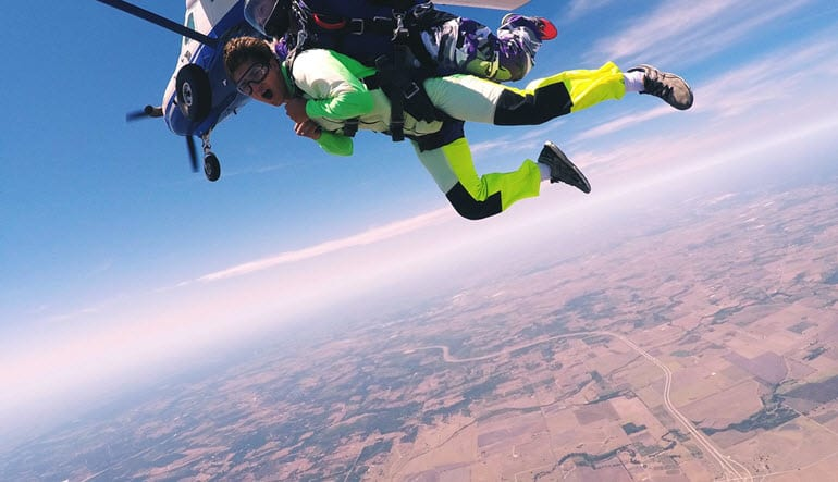 Skydive San Marcos - 14,000ft Jump Weekends (Near Austin and San Antonio!)