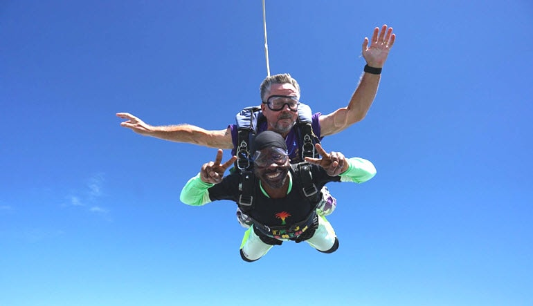 Skydive San Marcos, 14,000ft Jump Weekdays Near Austin and San Antonio