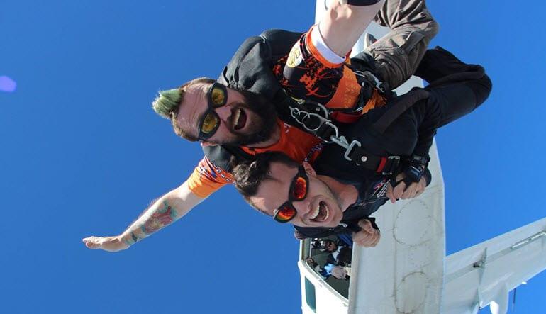 Skydiving Houston, Rosharon - 14,000ft Weekday Jump