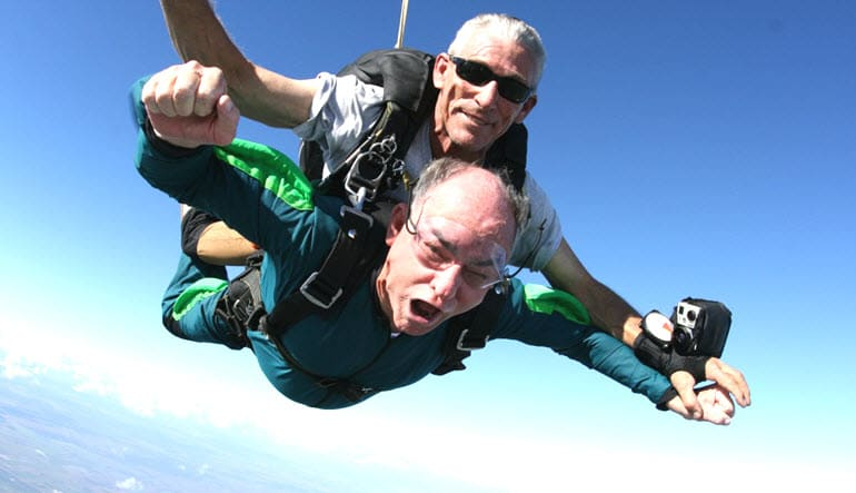 Skydiving Dallas, Whitewright - 14,000ft Jump Weekends