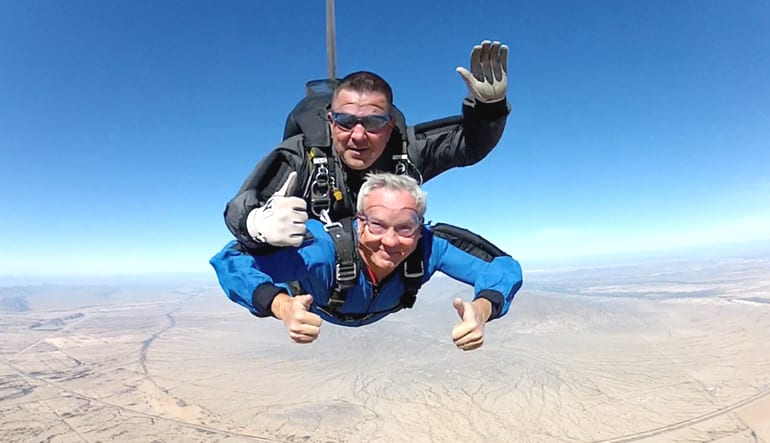 Skydive Phoenix - 18,000ft Jump (Highest Jump in Phoenix!)