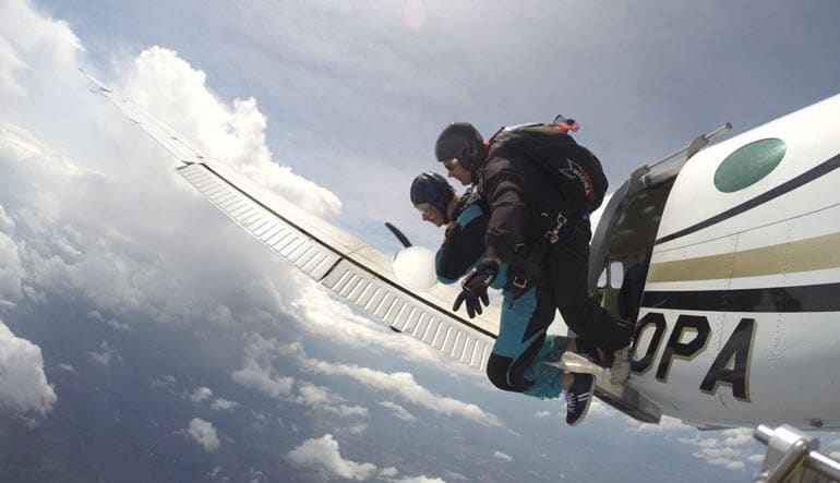 Skydive Pennsylvania - 13,000ft Jump
