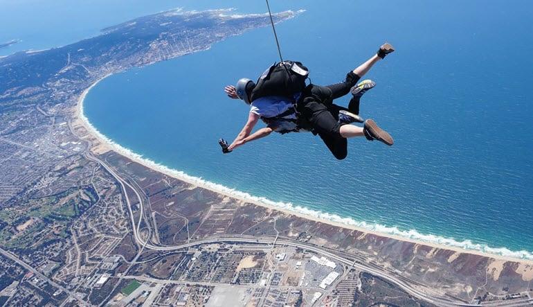 Skydiving California – Wonderful Image Gallery