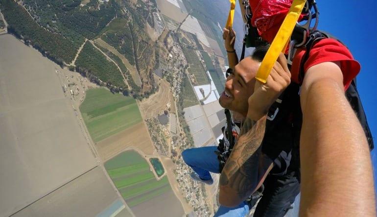 Skydive Los Angeles Weekday Landscape