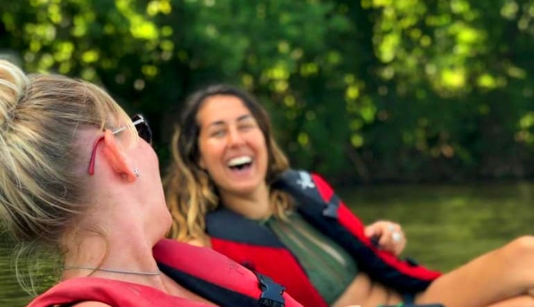 2 Person Deal: Tubing Harpers Ferry Laughter