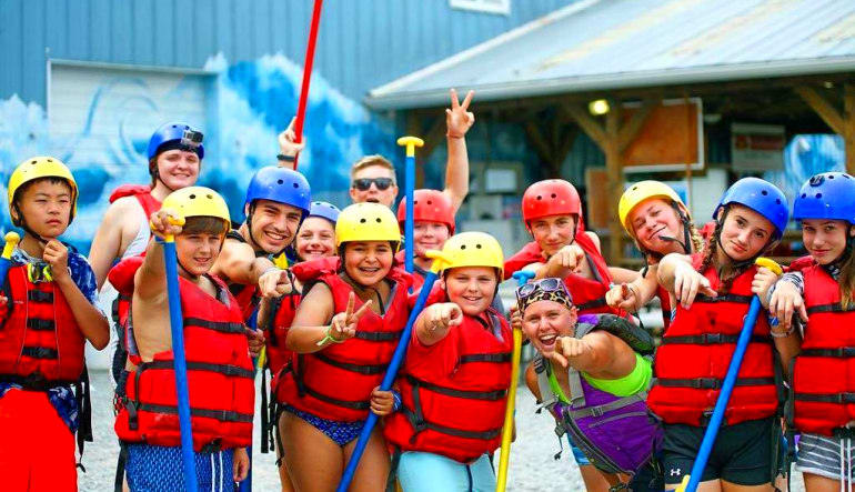 Whitewater Rafting Harpers Ferry Group