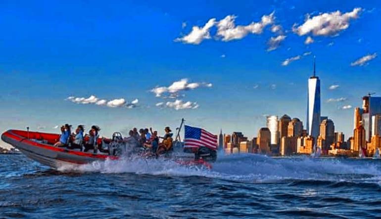 Hi-Speed RIB Tour New York City