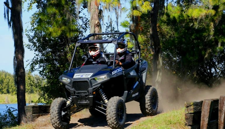 Side-By-Side RZR Drive Adventure