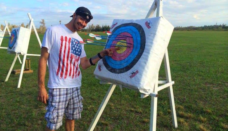 Archery Class Orlando - 1 Hour Target