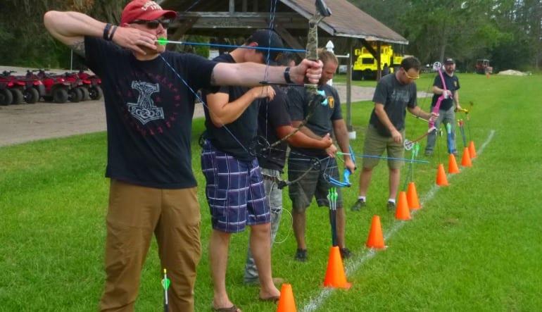 Archery Class Orlando - 1 Hour Group