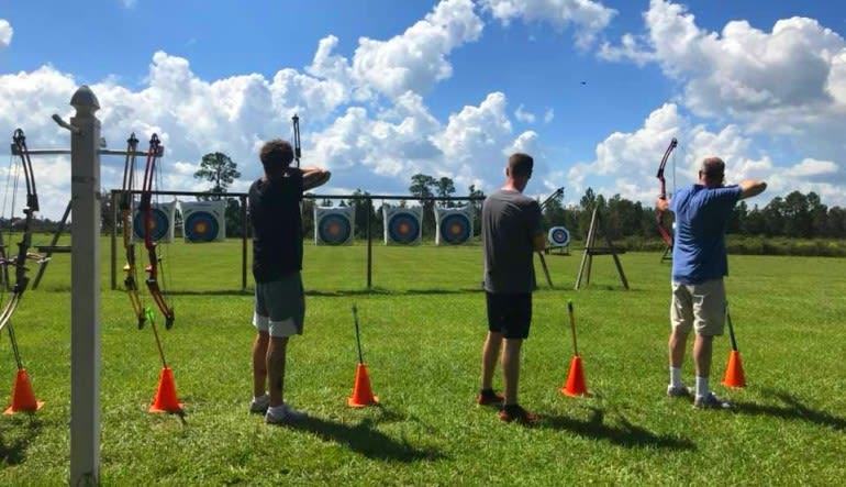 Archery Class Orlando - 1 Hour Team