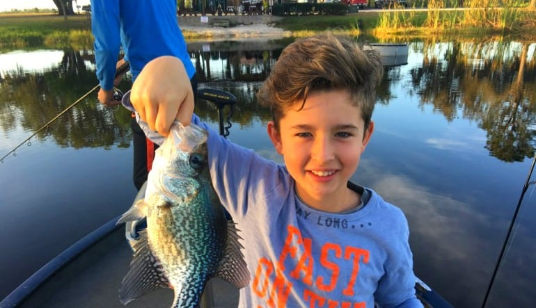 Fishing Tour - Orlando Little Boy