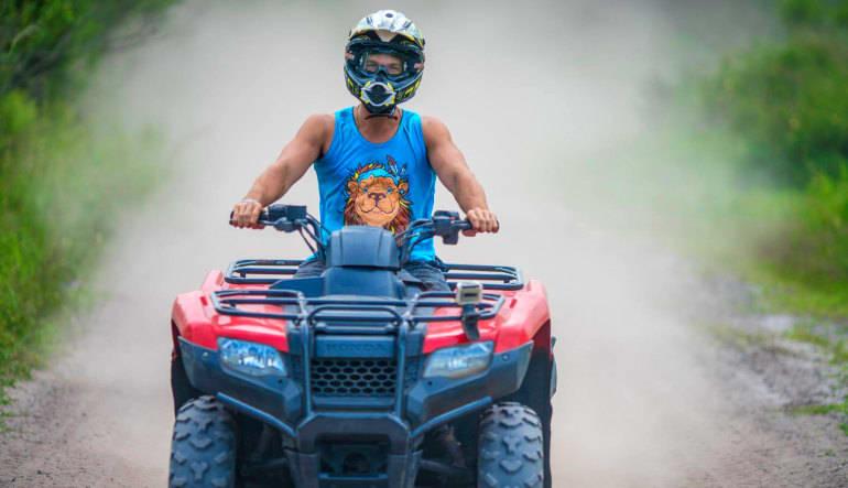 ATV Drive - Orlando Solo