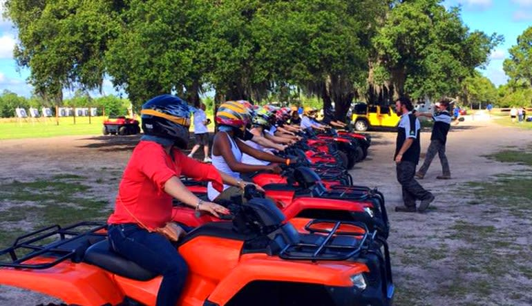 ATV Drive - Orlando Rows