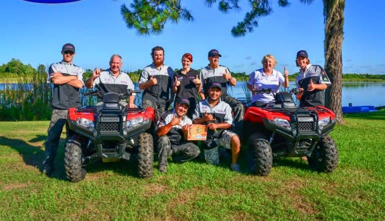 ATV Drive - Orlando Group
